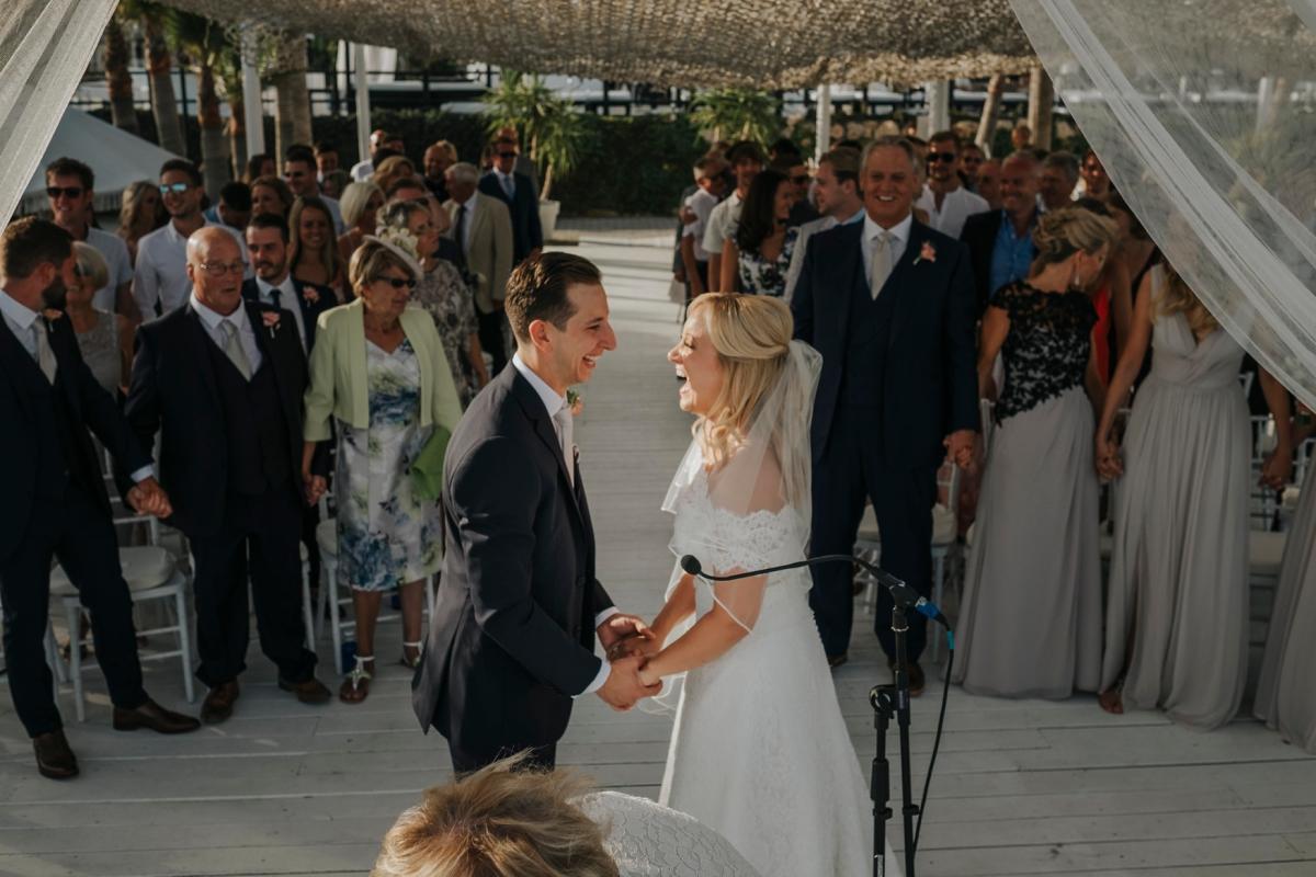 Purobeach wedding - Nicola Capilli