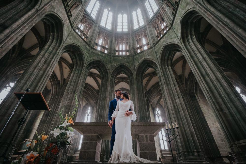 Postboda Internacional Le Mont Saint Michel – Paris