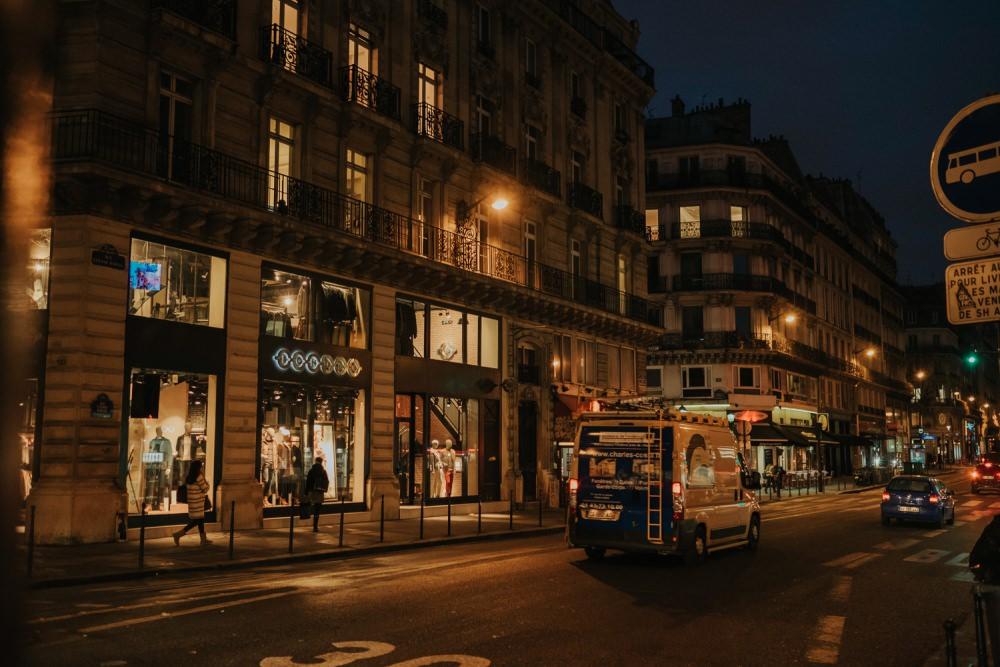 postboda internacional Paris