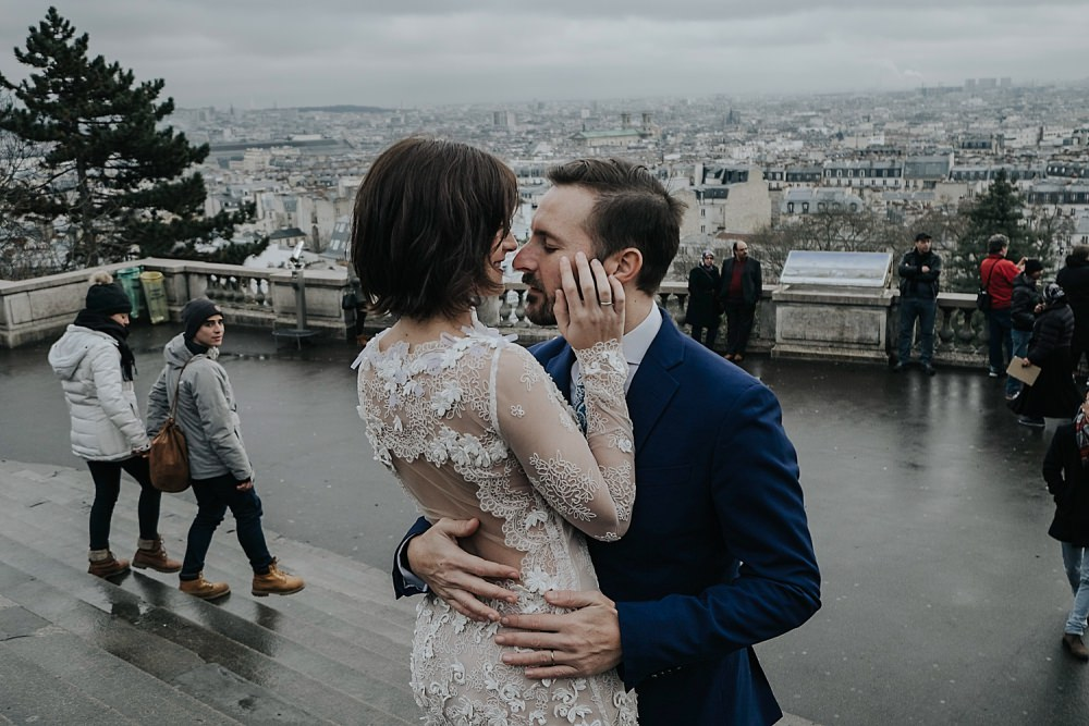 postboda internacional Paris